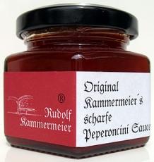 Scharfe Peperoncini Sauce - 106 ml