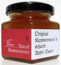 Scharfe Apfel Sauce - 106 ml