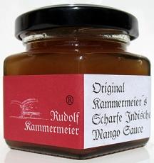 Scharfe Indische Mango Sauce - 106 ml