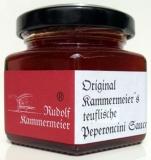 Teuflisch scharfe Peperoncini Sauce - 106 ml