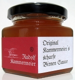 Scharfe Birnen Sauce - 106 ml