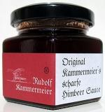 Scharfe Himbeer Sauce - 106 ml