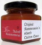 Scharfe Quitten Sauce - 106 ml