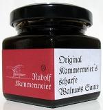 Scharfe Walnuss Sauce - 106 ml